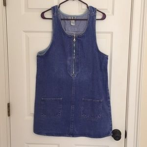 Dresses & Skirts - Unique denim dress with personality